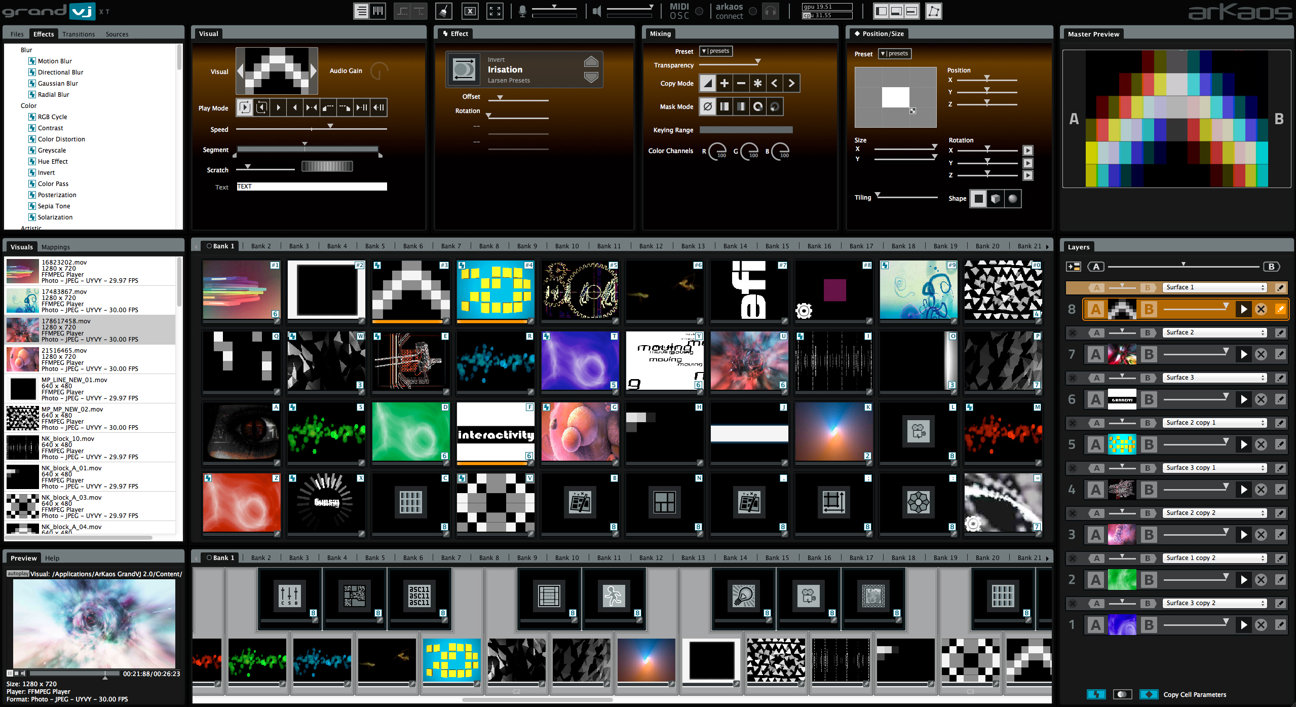 Virtual Mixer Software Arkaos Gvj Xt