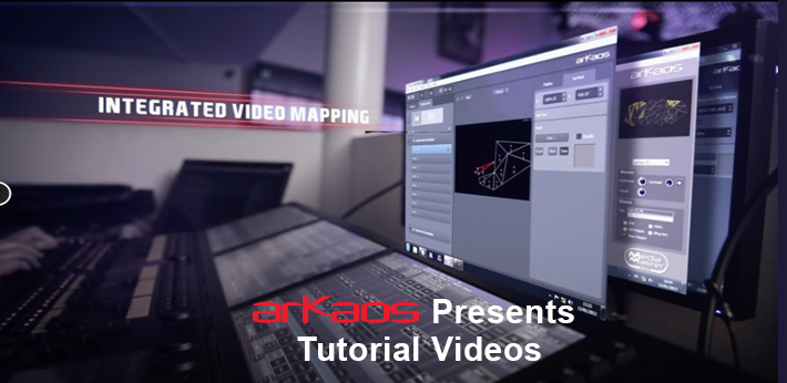 ArKaos presents a collection of tutorial videos.