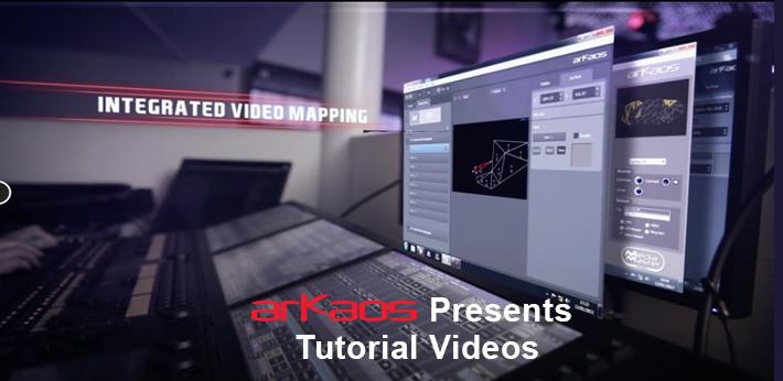 ArKaos presents a collection of tutorial videos.