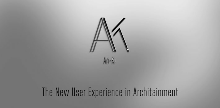 An-Ki, cloud-oriented solution for Architainment.