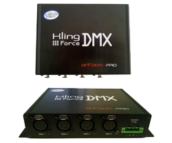 kling force DMX